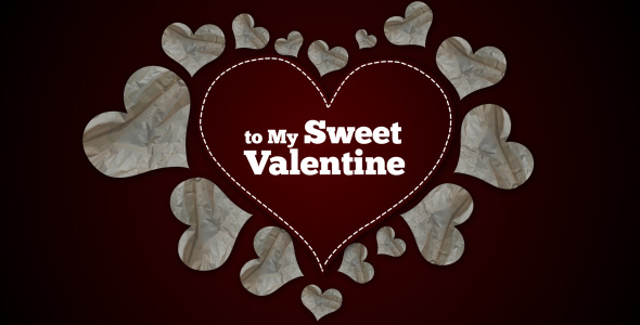 Videohive Sweet Valentine