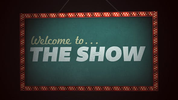 Videohive Swinging Sign 3247822