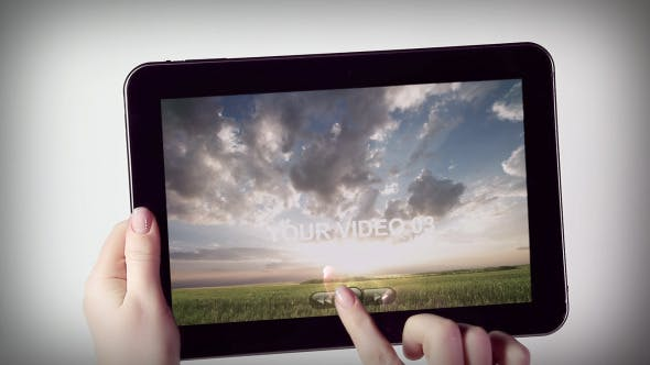 Videohive Tablets 6600015