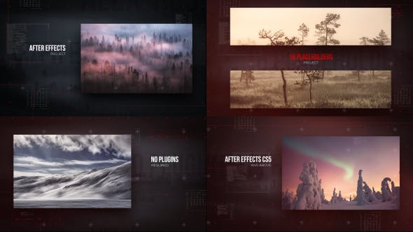 Videohive Tech Slideshow 13537344