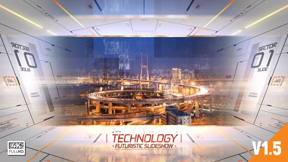 Videohive Technology 23536596