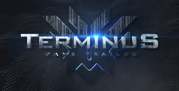 Videohive Terminus Game Trailer 19996067