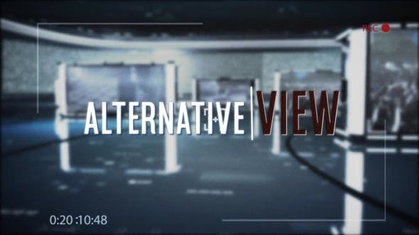 Videohive The Alternative View (Documentary Broadcast) 13307818