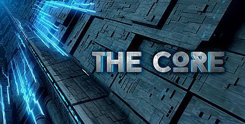 Videohive The Core - Cinematic Sci-Fi Logo Reveal 20001253