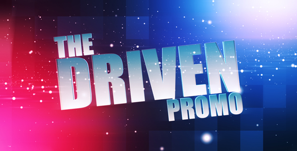 Videohive The Driven Promo 153511