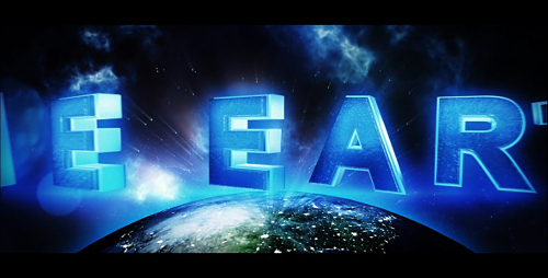 Videohive The Earth - Trailer 6971930