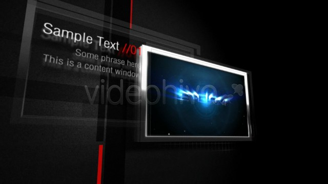 Videohive The Eclipse 84318