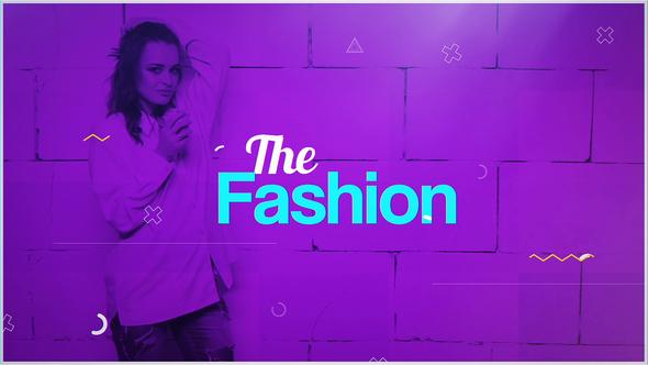 Videohive The Fashion 21951503