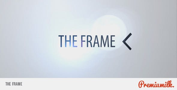 Videohive The Frame 2479086