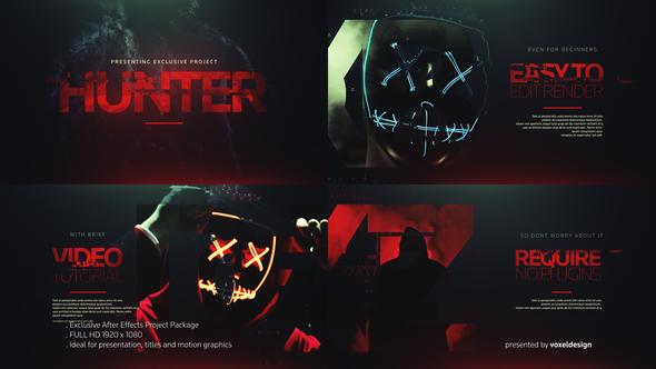 Videohive The Hunter Opener 22703764