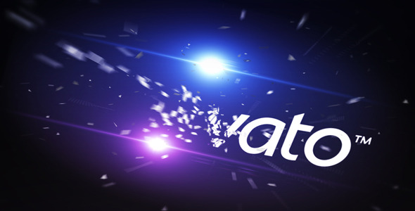 Videohive The Reverse Shatter