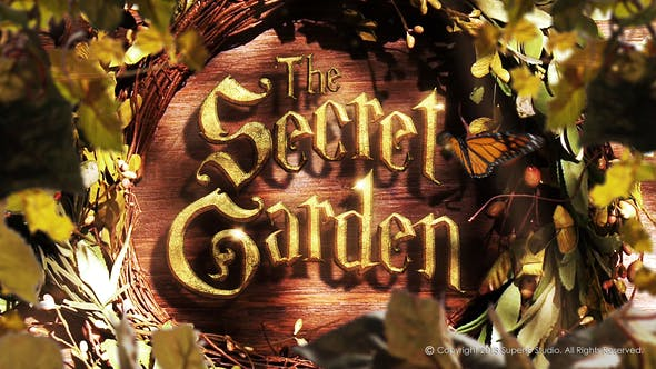 Videohive The Secret Garden Photo Gallery 5132674