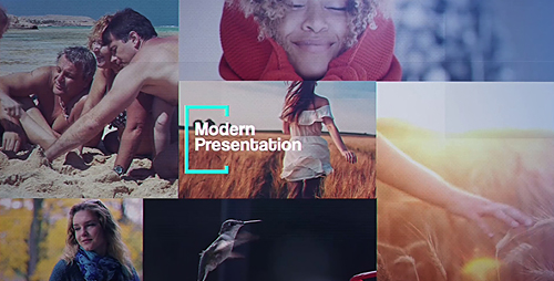 Videohive The Slideshow 20762611