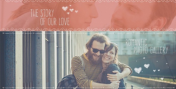 Videohive The Story of Love 10057955