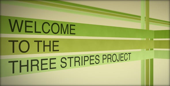 Videohive The Three Stripes 91238