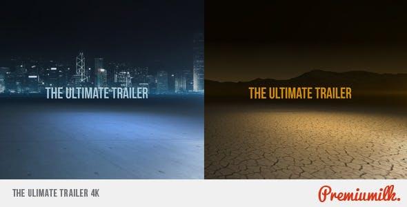 Videohive The Ultimate Trailer 5007519