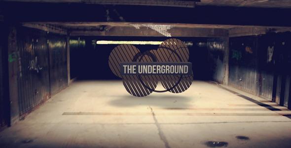 Videohive The Underground