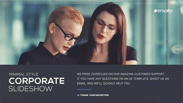 Videohive This is a Corporate Slideshow 18872565