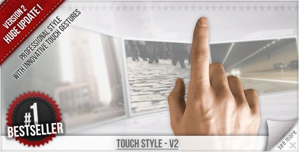 Videohive Touch Style