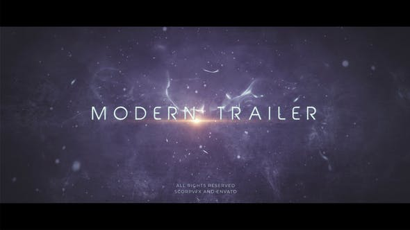 Videohive Trailer 21737156