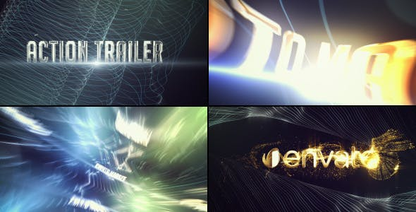 Videohive Trailer Titles 19183723