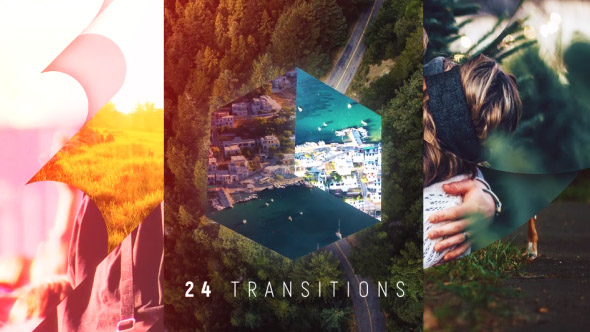Videohive Transitions Pack 19121836