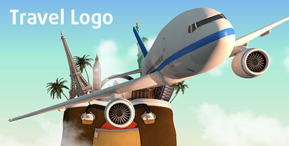 Videohive Travel Logo 13855558