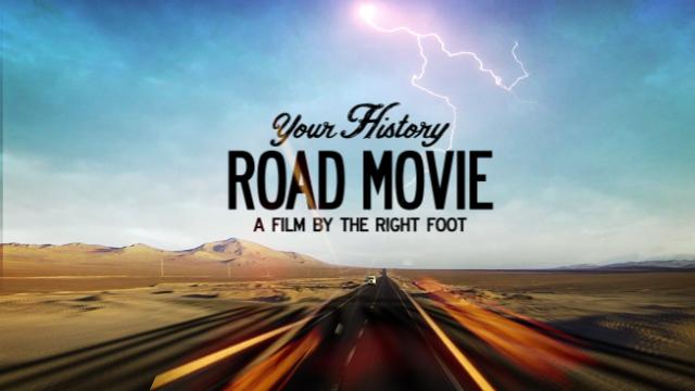 Videohive Travel Road Movie 13512367