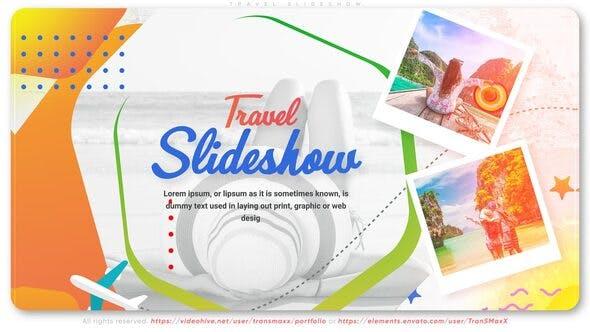 Videohive Travel Slideshow 27057621