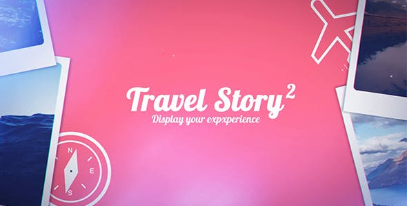 Videohive Travel Story 2 19441632