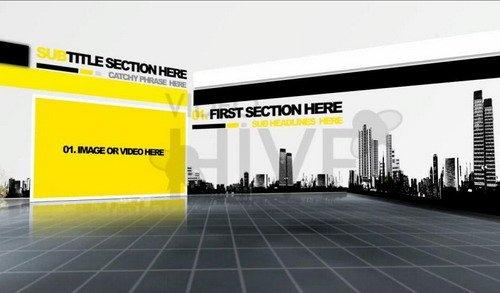 Videohive Tritone Business 54008