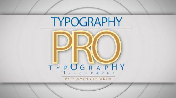 Videohive TypographyPro