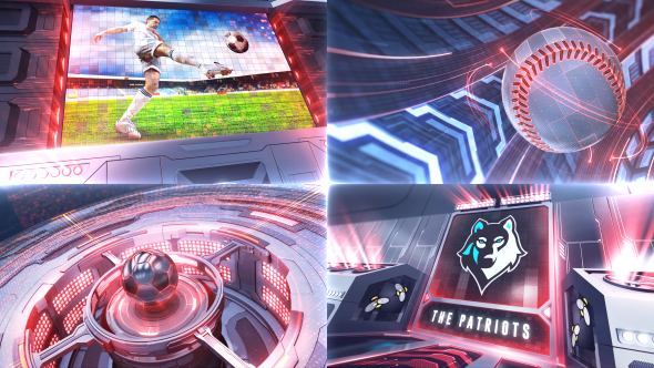 Videohive Ultimate Sports - Broadcast Package 19996939