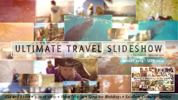 Videohive Ultimate Trave Slideshow 10469032