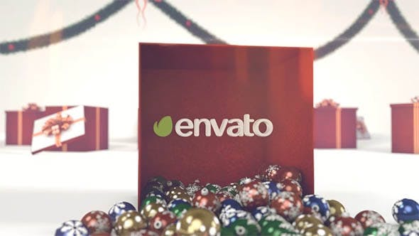 Videohive Unique Christmas Greeting 6211107