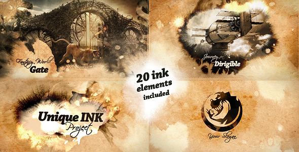 Videohive Unique Ink 10784571