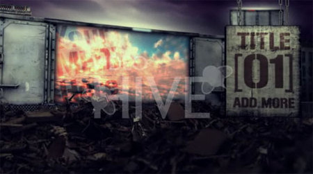 Videohive Urban Destruct 2 of the Cinematic series 45644