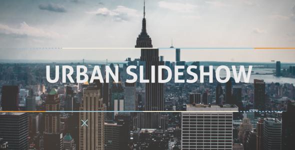 Videohive Urban Dynamic Slideshow 19710428