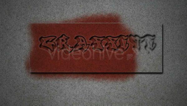 Videohive Urban Graffiti 112719
