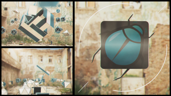 Videohive Urban Logo Ident 7241311