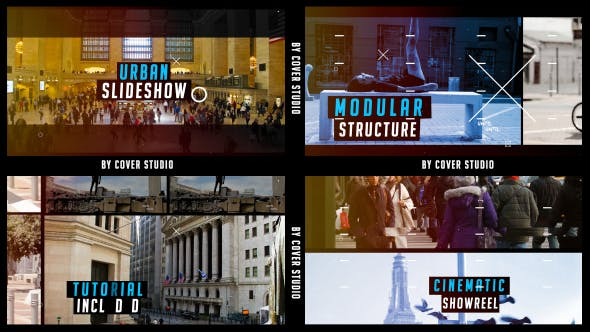 Videohive Urban Opener 17270387