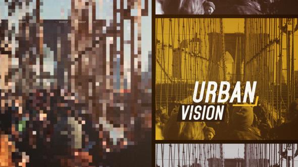 Videohive Urban Vision 16499263
