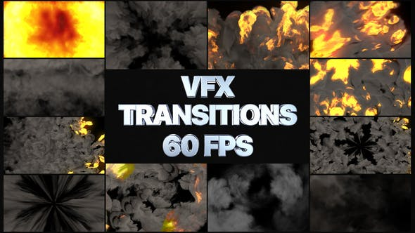 Videohive VFX Transitions 26406217
