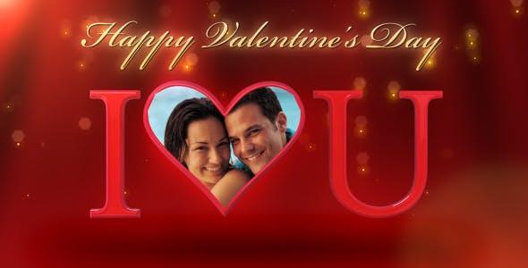 Videohive Valentines Day 86311