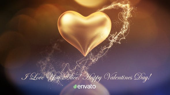 Videohive Valentines Day Greetings 10299815