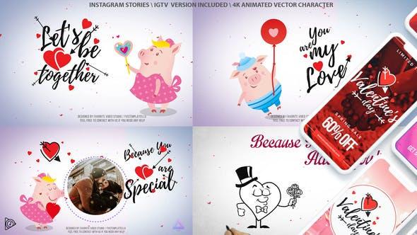 Videohive Valentines Day Love Letter v2.1 6705648
