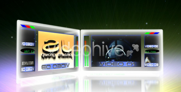 Videohive Video Presentation