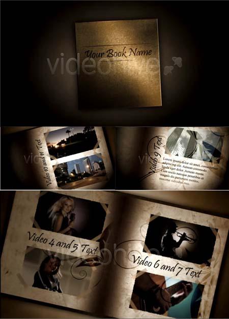 Videohive VideoBook