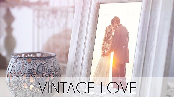 Videohive Vintage Love 19633861