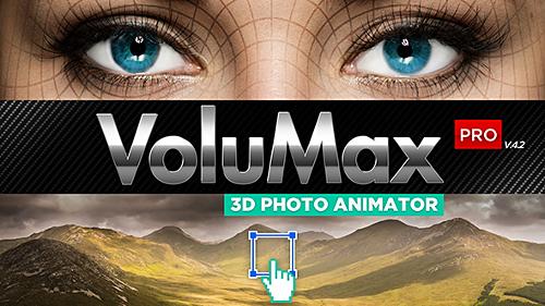 Videohive VoluMax - 3D Photo Animator V4.2 Pro 13646883